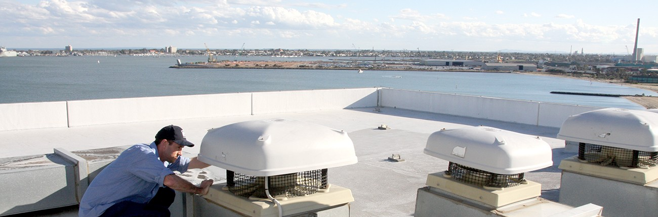 Rooftop Air Conditioning Bayview